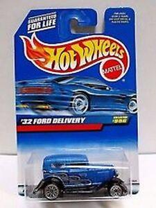 Hot-Wheels-039-32-Ford-Delivery-NIP-Mattel-NIB-Collector-No-996-1998