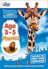 English - Phonics Age 3-5 by Letts Preschool (Paperback, 2016)