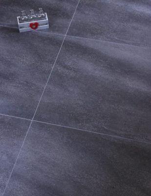 Dark Grey Lvt Luxury Vinyl Click