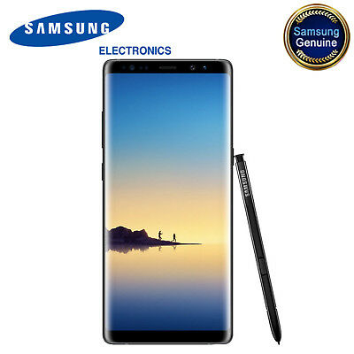 Samsung Galaxy Note 8 256GB SM-N950 Blue (Unopened / Unlocked)