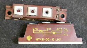CKD-Thyristor-MT-431-50-12-LHO-gebraucht