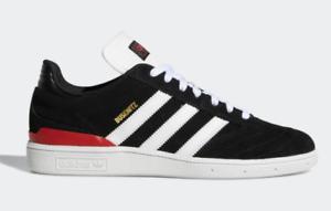 NEW-Genuine-adidas-Busenitz-Pro-Core-Trainers-Black-White-Shoes-UK-Size-8
