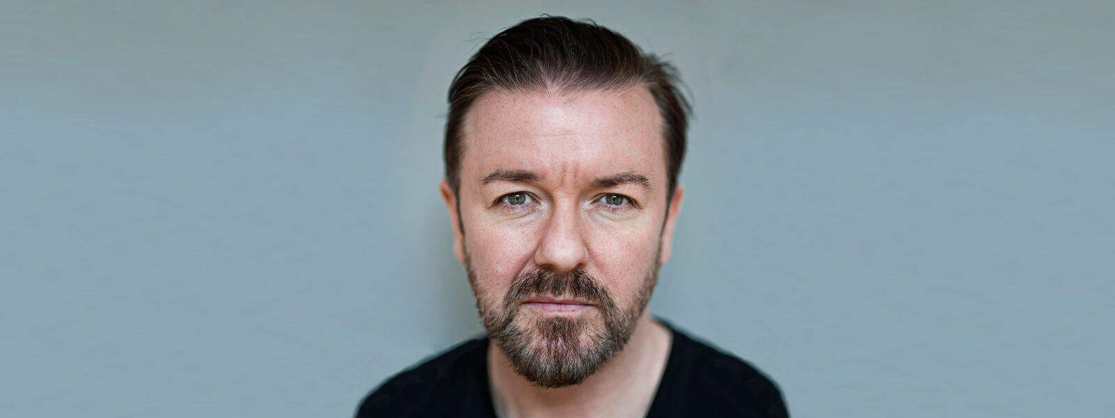 PARKING PASSES ONLY Ricky Gervais