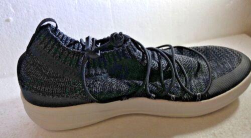 In Uberknit 546 Sneakers Fitflop L26 morbido Ghillie grigio 050 Slip on nero aqXwZ6