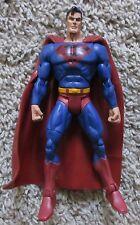 """SUPERMAN DC UNIVERSE BLACK S CLASSICS DIRECT RARE 6"""" INCH"""