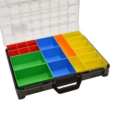 Bosch Sortimo Insetboxen-Set T2 für T-Boxx