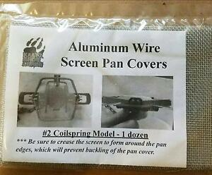 Aluminum Wire Screen Pan Covers Cover Trap Traps Trapping Screens ...