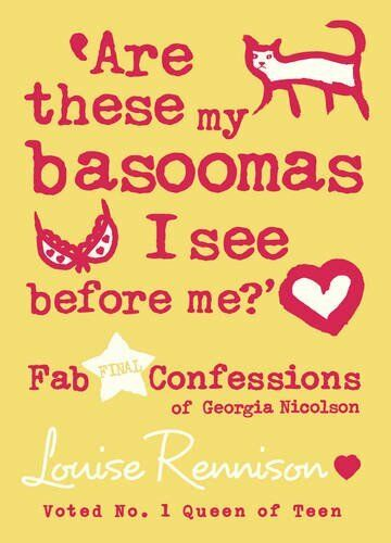 1 of 1 - Confessions of Georgia Nicolson (10) - Are these my basoomas I see before me?