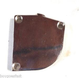 chrome magneto cover with gasket 66cc 80cc 49cc Motor bike GAS ENGINE parts