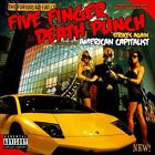 American Capitalist [Deluxe Edition] [PA] [Digipak] by Five Finger Death Punch (CD, Oct-2011, 2 Discs, Prospect Park)