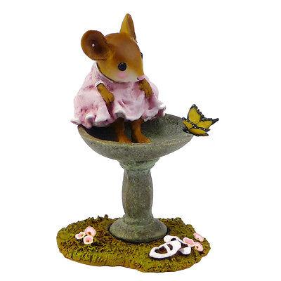 Wee Forest Folk Miniature Figurine M-394 - Garden Spa