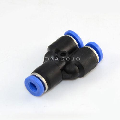 Od 4mm neumática rápido empuje en contacto para conectar acoplador de aire Tubo de montaje y Unión