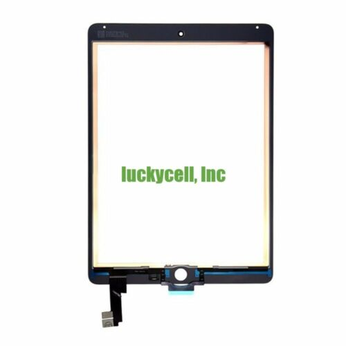 iPad Air 2 2nd Gen White Front Glass Touch Screen Digitizer Replacement+Adhesive