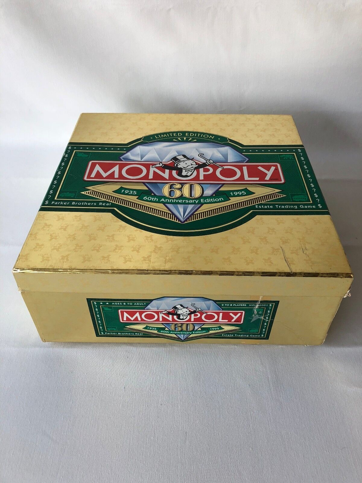 Monopoly 60th anniversary Limited Edition board game