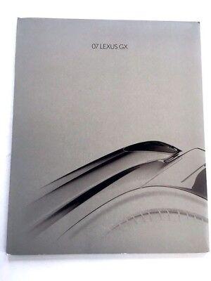 2007 Lexus ES ES350 26-page Original Car Sales Brochure Book