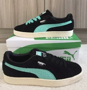 best service d3df7 df6f4 Details about Puma X Diamond Supply Classic Suede / Size 6