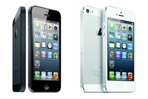 neu unge ffnet apple iphone 5 16 32 64gb entriegelt smartphone ebay. Black Bedroom Furniture Sets. Home Design Ideas
