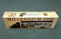 Millennium 2000 Limited Edition Electronic Toy Truck Roy Thomas 1998