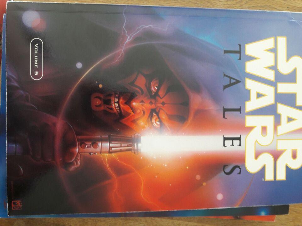 Star Wars Tales, Blandet., Tegneserie