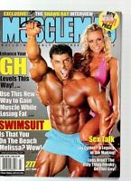 MUSCLE MAG INTERNATIONAL MAGAZINE - July 2005