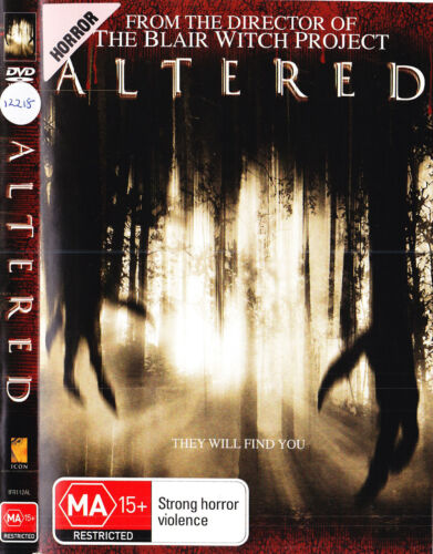 1 of 1 - Altered (DVD, 2007) R4 Ex Rental