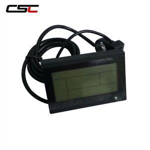 KT LCD3 Display Electric Wheel 24V 36V 48V Intelligent E Bike Panel