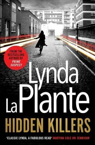LYNDA LA PLANTE _ HIDDEN KILLERS _ TENNISON ___ BRAND NEW __ FREEPOST UK