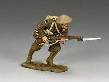 King & Country Soldiers FW193A-Q World War I Charging (Queensland) 1/30 Scale