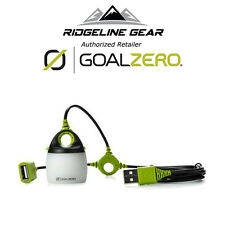GOAL ZERO Light-A-Life Mini LED Portable Lantern/Area Light/Solar Ready