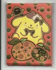 Sanrio Pom Pom Purin Mini Envelopes For Gift Card Money