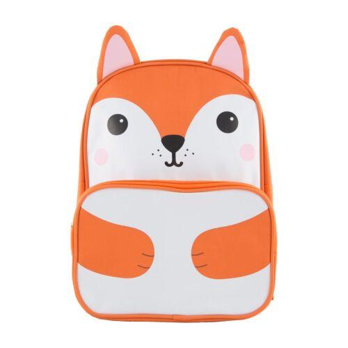 Hiro Fox Kawaii Friends Backpack Cute School College Bag Kids Girly Girls