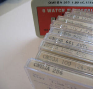 OMEGA-ASSORTED-SWISS-MADE-REPLACEMENT-MAINSPRINGS