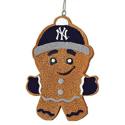 Baseball & Softball Fanartikel New York Yankees Lebkuchen Weihnachtsbaum Ornament Neu Rgb13