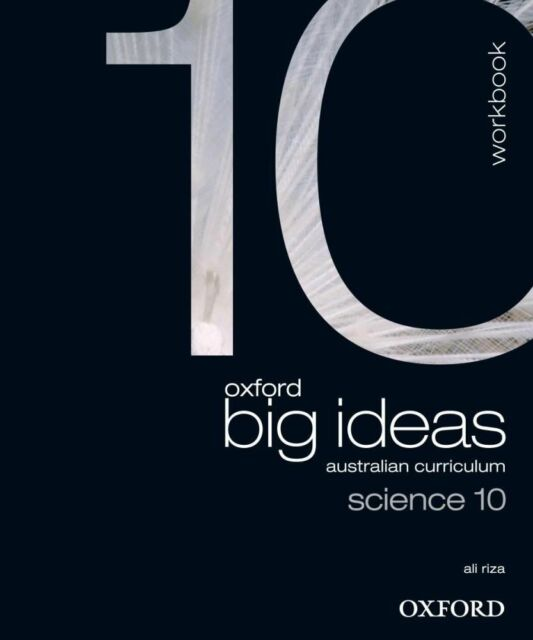 Oxford Big Ideas Science 10 Ac Workbook (Print) by Ali Riza (Paperback, 2012)