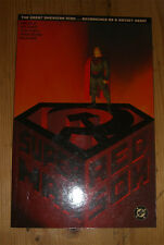 Superman: Red Son Mark Millar Dave Johnson DC Comics paperback Graphic Novel