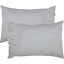 SAWYER-MILL-BLUE-TICKING-STRIPE-Pillow-Case-Set-Farmhouse-Bedding-VHC-Brands thumbnail 3