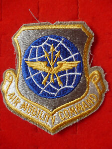 Image Is Loading US AIR FORCE MOBILITY COMMAND PATCH