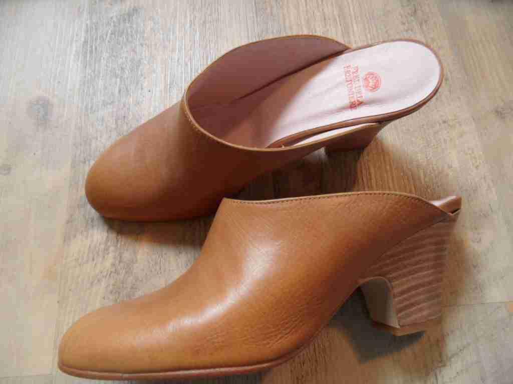 Frojo Frojo Frojo de la bretoniere elegante sandalias mules Camel talla 37 nuevo zc1116  genuina alta calidad