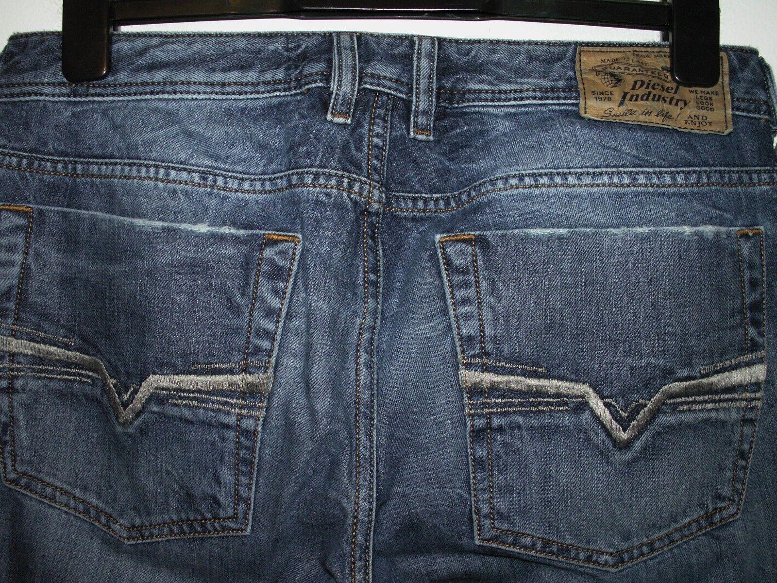 Diesel zathan bootcut jeans wash 008B9 W32 L30 (a4315)