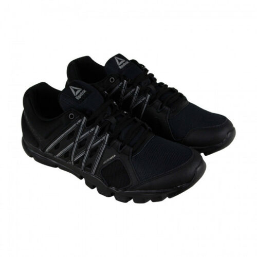 Reebok Yourflex Train Black Memory Tech Men/'s Size 8 To 13 New In Box CN1857