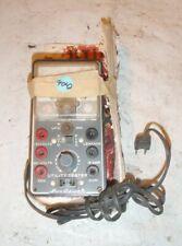 Auto Battery Voltage Utility Tester Superior Instruments Co Vintage Model 70
