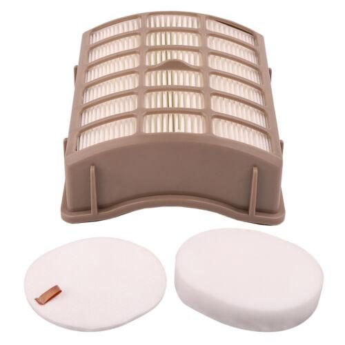 HEPA Foam Felt Filter Kit For Shark Navigator NV60 NVC80C # XHF80 XFF80 Vacuum