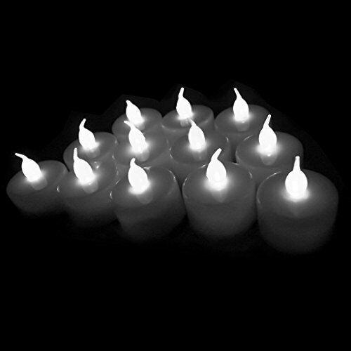 24 pcs of LED TEA LIGHT Candles