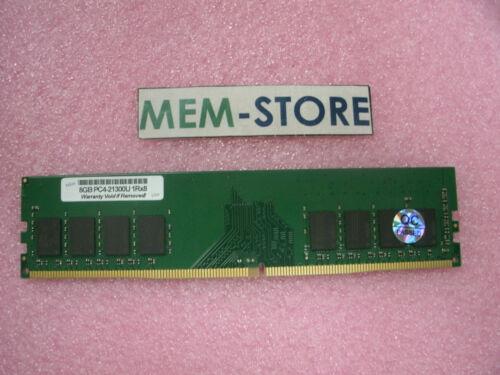 8GB DDR4-2666 PC4-21300 non ECC UDIMM Memory Dell XPS 8930 Tower Desktop 8th Gen