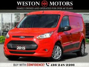 2015 Ford Transit Connect XLT*4CYL*REVERSE CAMERA*DUAL SLIDING DOORS