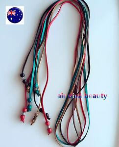 Women-Lady-Girl-Bohemian-Boho-Long-Suede-leather-Tassel-Waist-Belt-Band-Tie