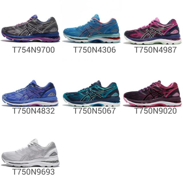 Asics Gel-Nimbus 19 FlyteFoam Gel Womens Cushion Running Shoes Runner Pick 1