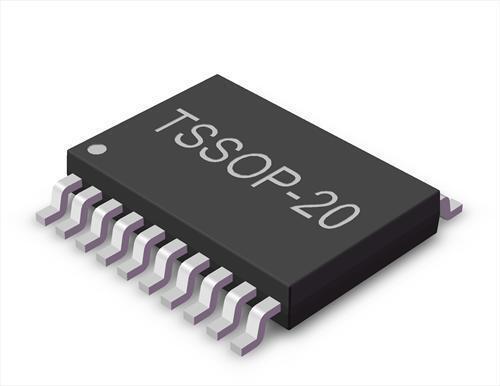 TI SN74CBT3244PWR 74CBT3244 Bus Switch 4 x 1:1 20-TSSOP **NEW** Qty.10