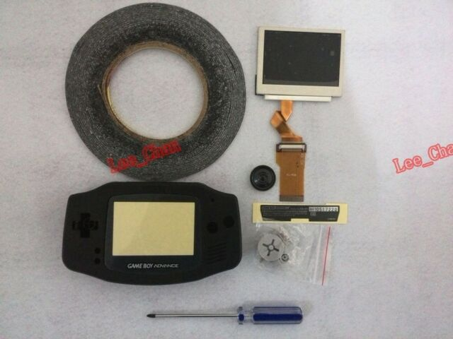 NintendoGameboy Advance GBA Backlit AGS-101 Upgrade Modify Tool kit Pack