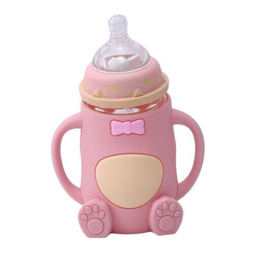 Infant Newborn Safe Milk Feeding Bottle Free Juice Water Feeding Bottle BPA N7